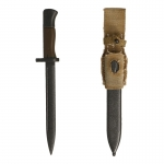 SG 84/98 Bayonet with Sheath (Black)