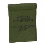 Quinine Medical Container (Olive Drab)