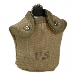 M42 Canteen with Pouch (Beige)