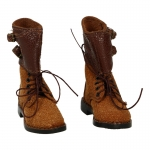 Suede M43 Rangers Boots (Brown)