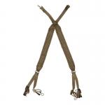 M36 Webbing Suspenders (Beige)