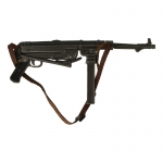 MP40 Submachine Gun (Grey)