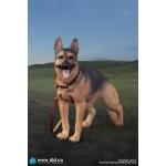 German Shepherd Dog (Brown)
