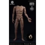 Caucasian Male Durable Body
