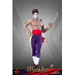 Street Bruiser Matador Ninja Set