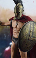 King Of Sparta