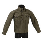 Chemise réglementaire Md 40 (Olive Drab)