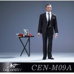 Set costume de Business Man (Noir)