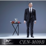 Set costume de Business Man (Bleu)