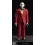 Set Clown Suit (Rouge)