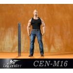 Strong Man Sports Suit Set (Black)