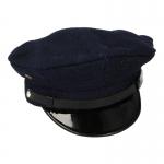 Casquette d'Officier de Police (Bleu)