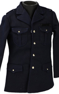 Veste d'Officier de Police (Blue)