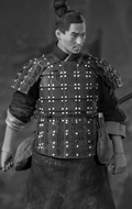 Elite Troops Of Qin Empire- Terra-Cotta Warriors (Black Color Version)