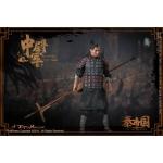 Elite Troops Of Qin Empire- Terra-Cotta Warriors (Black Color Version)
