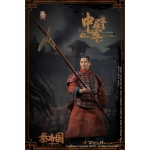 Elite Troops Of Qin Empire- Terra-Cotta Warriors (Intense Color Version)