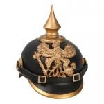 Diecast M1895 Pickelhaube Helmet (Black)