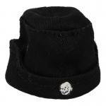 SS Tank Crewman Side Cap (Black)