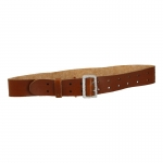 Leather Equipment Belt (Brown)