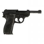 P38 Pistol (Black)