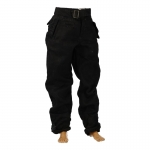 Panzer Pants (Black)