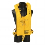 B4 Pneumatic Life Jacket (Yellow)