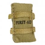 Parachute First Aid Pouch (Khaki)