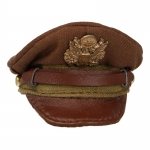 USSAF Officer Service Cap (Brown)