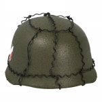 Diecast M38 Fallshirmjäger Helmet (Olive Drab)