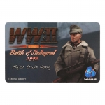 Did Corp D80071 Major König Card (Blue)