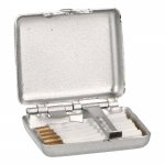 Diecast Cigarettes with Case (Silver)