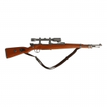 Diecast Wooden Kar98 Rifle (Brown)