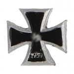 Insigne Croix de Fer Première Classe en métal (Noir)