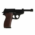 Pistolet Walther P38 (Noir)