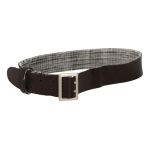 Leather Heer Officer Belt (Brown)