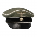 Alteart Elite Officer Cap (Feldgrau)