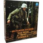 SS-Panzer-Division Das Reich MG42 Gunner - Egon