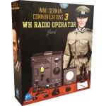 WWII German Communication 3 WH Radio Operator - Gerd