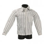Striped Shirt (White)