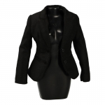 Female Suit Jacket (Black)