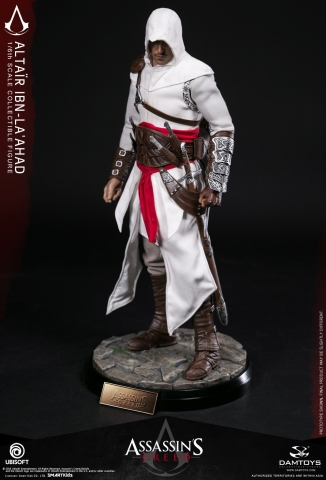 Assassin S Creed Altair Ibn La Ahad