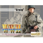 U.S. Army 9th Infantry Division Platoon Leader First Lieutenant - Craig