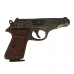 Pistolet Walther PPK (Gris)