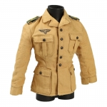 Veste tropicale Luftwaffe (Sable)