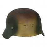 Casque Md 42 en métal (Camouflage 3 tons)