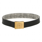 Kriegsmarine Equipment Belt (Black)