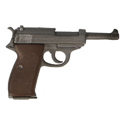 Pistolet Walther P38 (Gris)