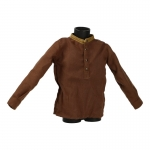 Service Shirt (Brown)