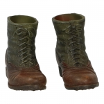 DAK Combat Boots (Brown)