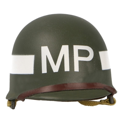 Casque M1 Military Police (Olive Drab)